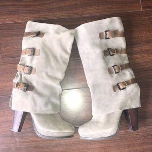 Report Women's Monroe Suede Boots